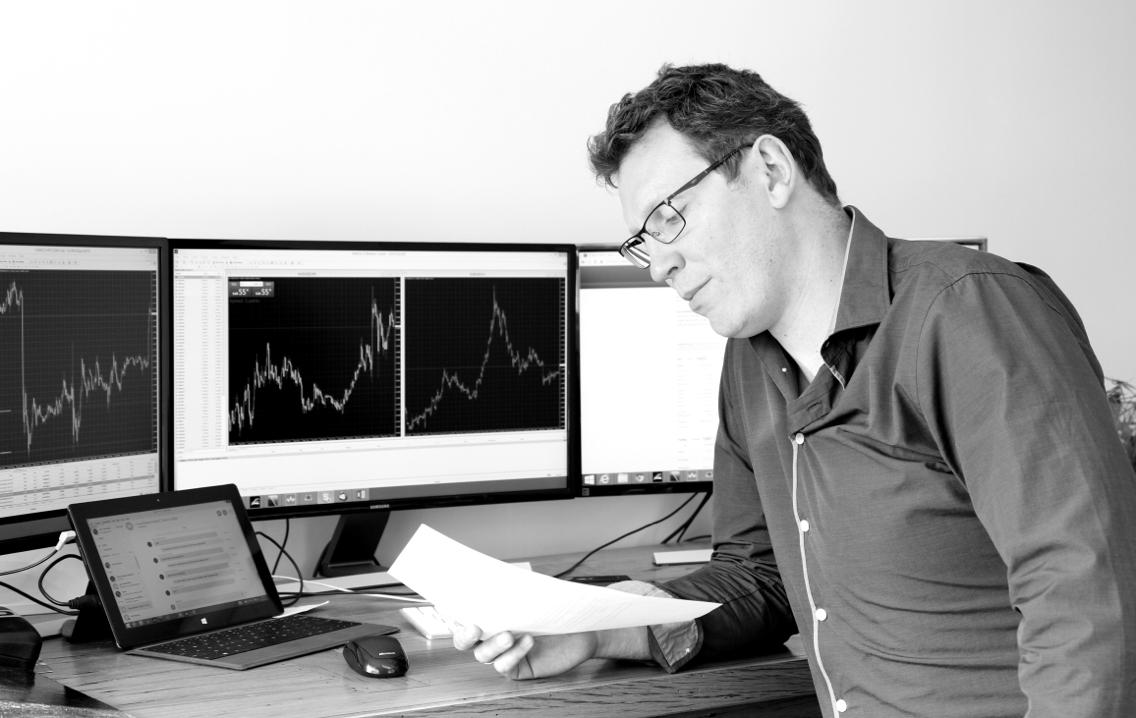 Nick McDonald, founder forexsignals.com