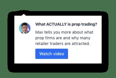 Max Norbury, forex trader video